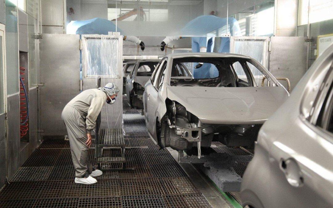 Conseils pour réussir une mise en peinture de voiture.