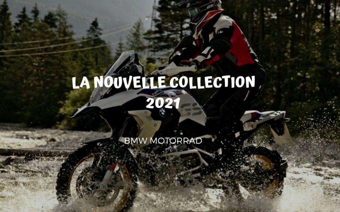 Découvrir la nouvelle gamme de moto BMW pour 2021