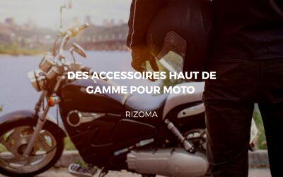 L'histoire de la marque d'accessoires motos Rizoma