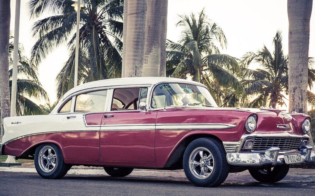 Voiture Cuba : Comment louer une voiture de collection à La Havane ?