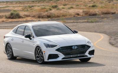 2021 Hyundai Sonata N Line Test | Le pragmatisme rencontre la performance