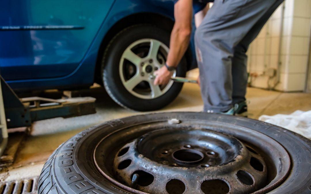 Ce qu'il faut savoir sur l'âge de vos pneus