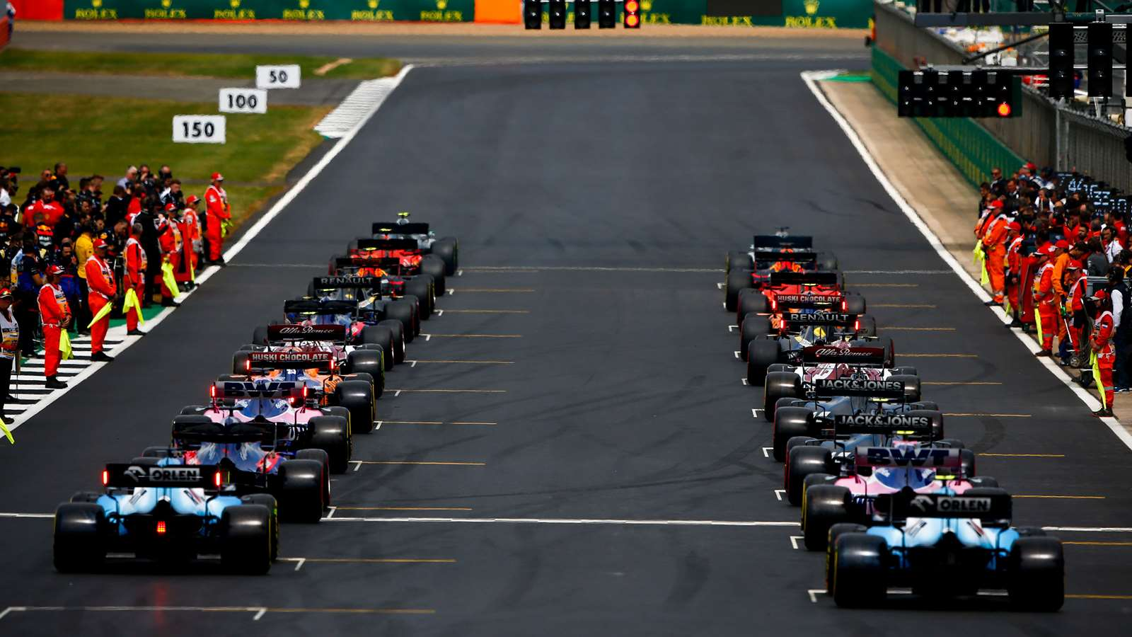 course formule 1