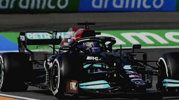 Lewis Hamilton en f1